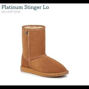 Size 8 emu boots
